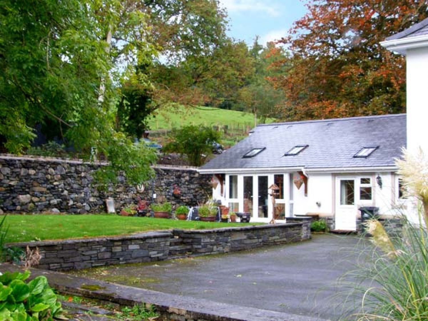 Pengwern Farm Cottage - North Wales - 8784 - photo 1