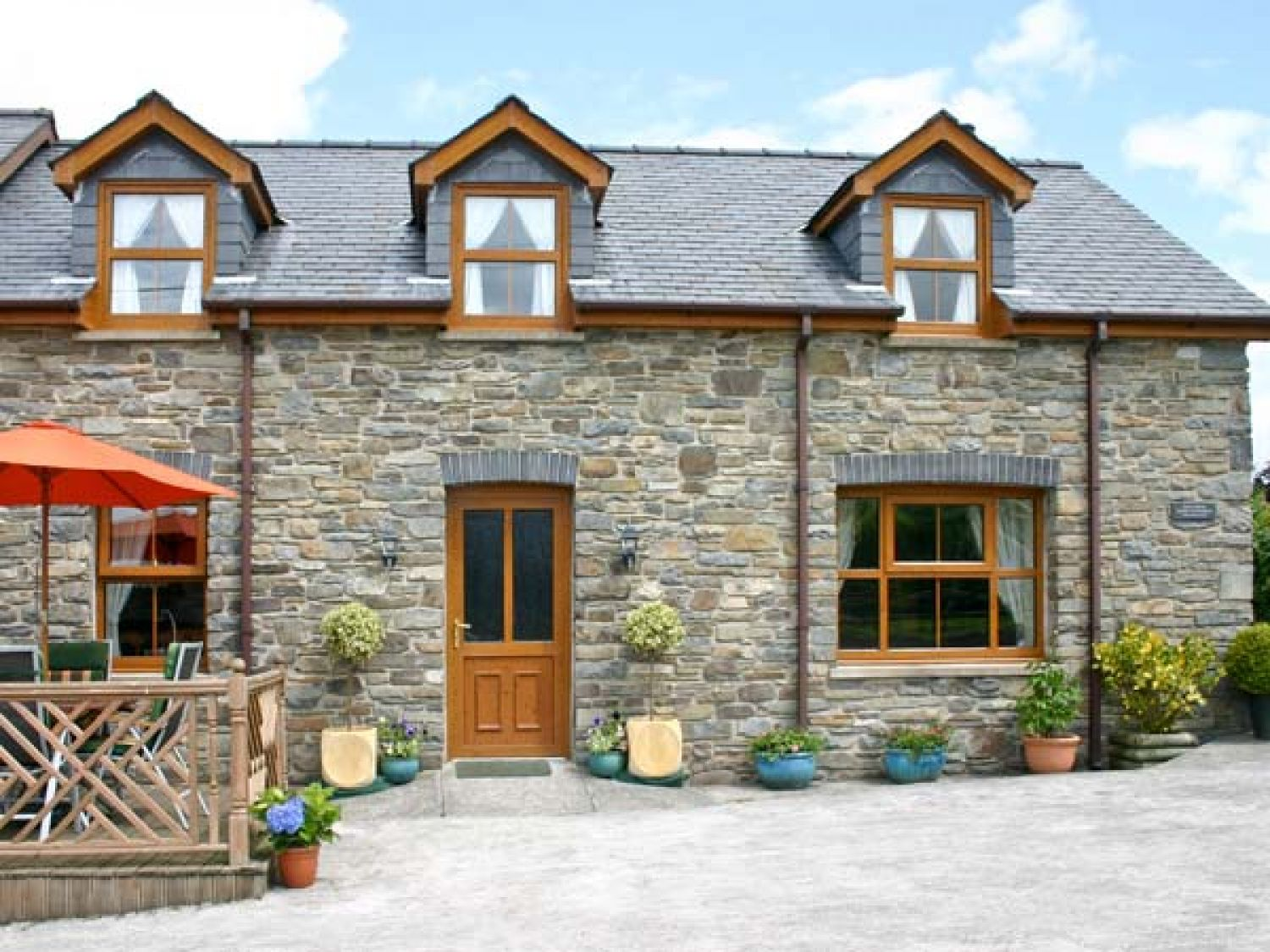 Tangaer Cottage - Mid Wales - 903544 - photo 1