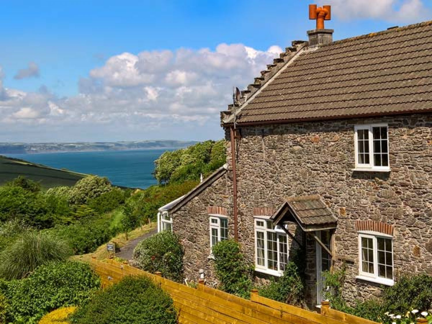 Wisteria Cottage - Devon - 905075 - photo 1