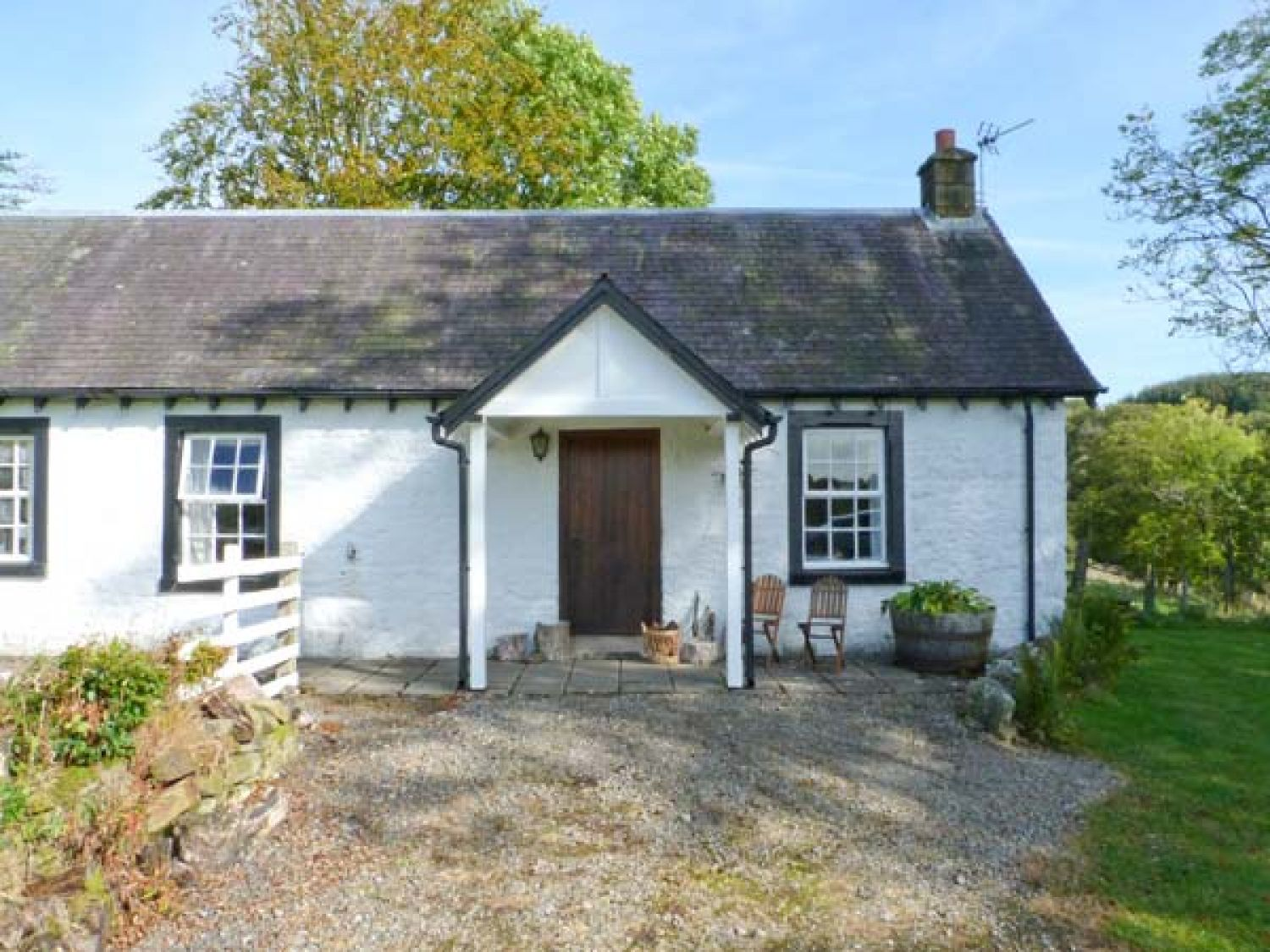 Holmfoot Cottage - Scottish Lowlands - 905937 - photo 1