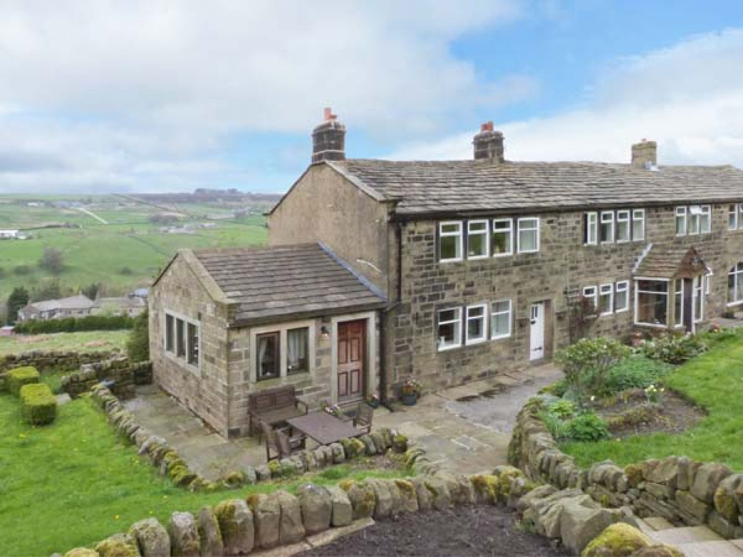 Royds Hall  Cottage - Yorkshire Dales - 912326 - photo 1