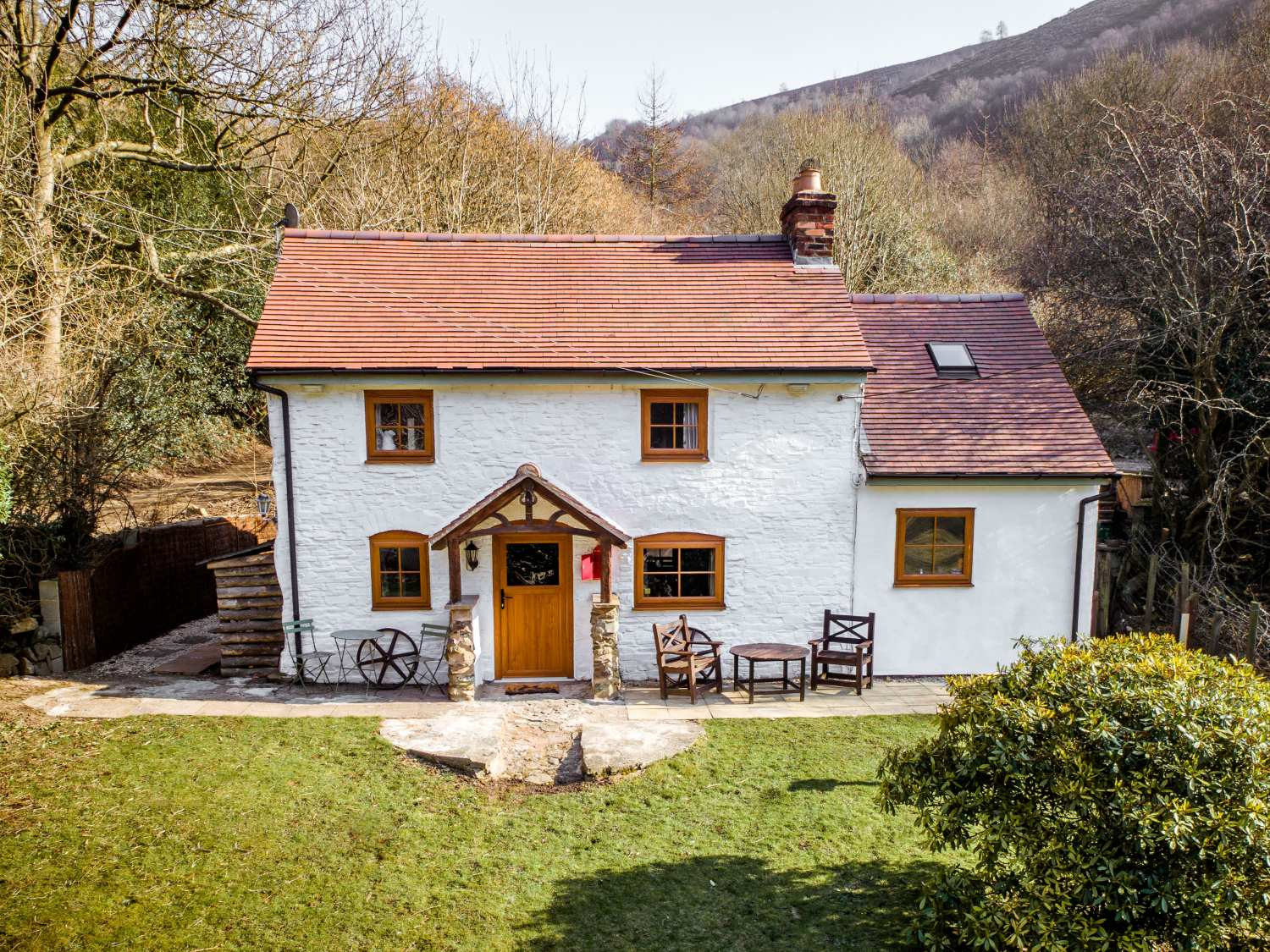 The Wilderness, Stiperstones | Sykes Cottages