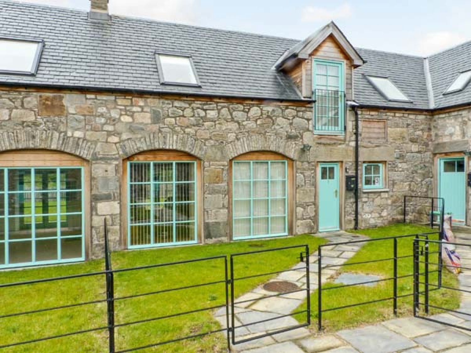 3 Kenaclacher Steading - Scottish Lowlands - 913734 - photo 1