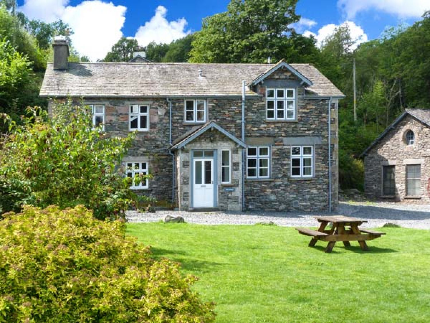 Mill Cottage Hawkshead High Cunsey The Lake District And Cumbria Self Catering Holiday