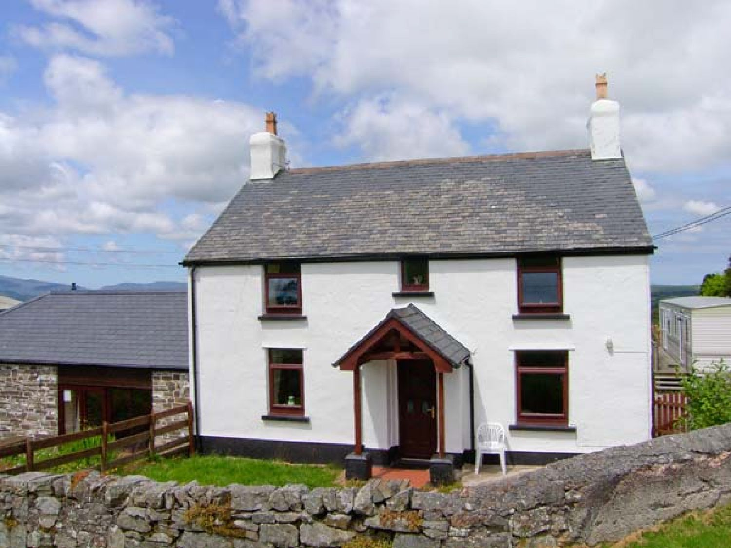 The Old Farmhouse - North Wales - 914425 - photo 1