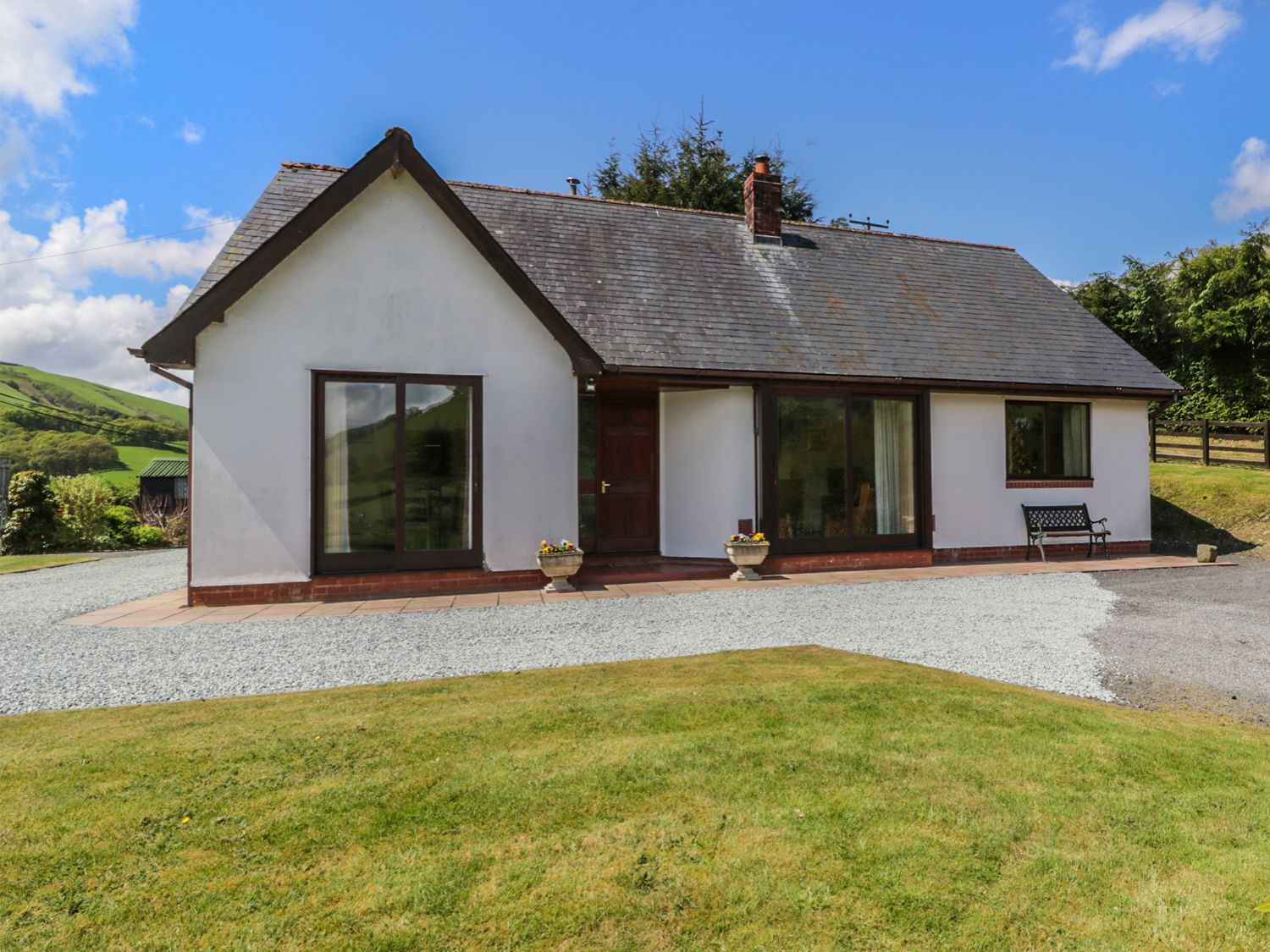 Drainbyrion Farm House - Mid Wales - 914874 - photo 1