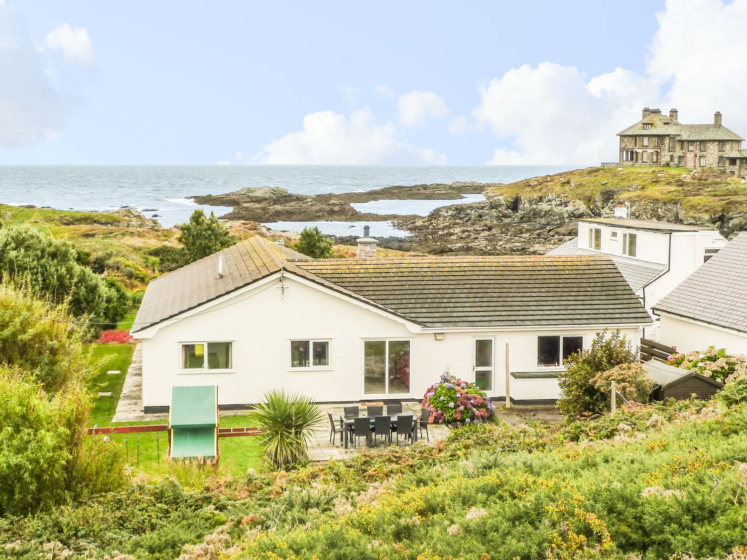 The Beach House Trearddur Bay - Anglesey - 914927 - photo 1