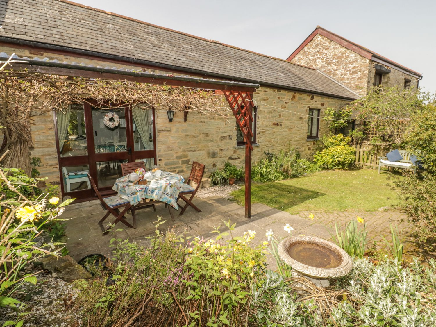 Wagtail Cottage - Cornwall - 915191 - photo 1