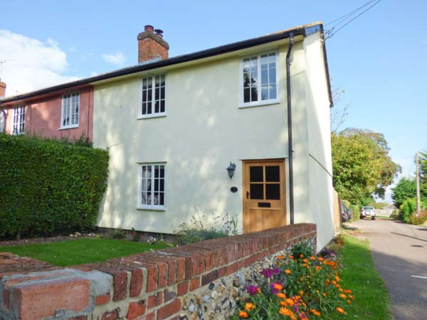 Stoke Cottage - Suffolk & Essex - 915376 - photo 1