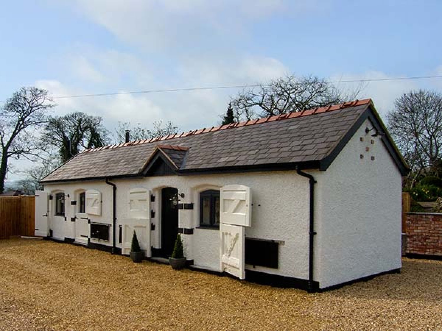 The Old Piggery - North Wales - 917585 - photo 1