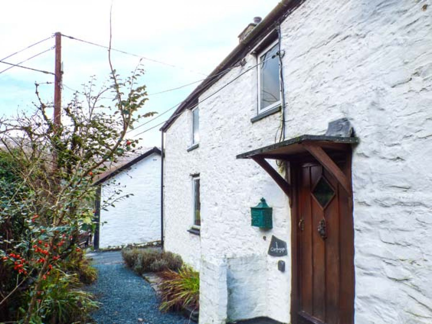 Church Cottage - Mid Wales - 917746 - photo 1