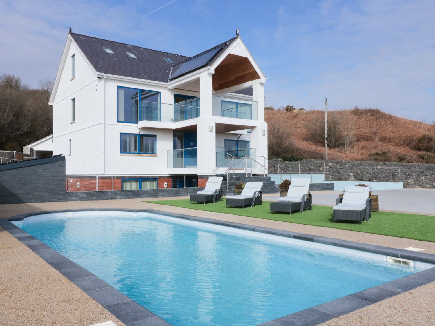 Beach House Apartment - Anglesey - 917769 - photo 1