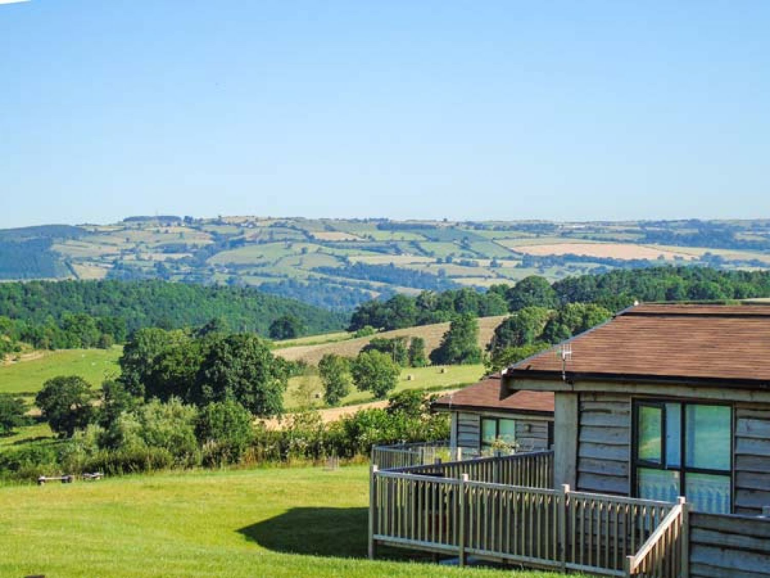 Moonrise Lodge - Curlew Lodge - Shropshire - 918243 - photo 1