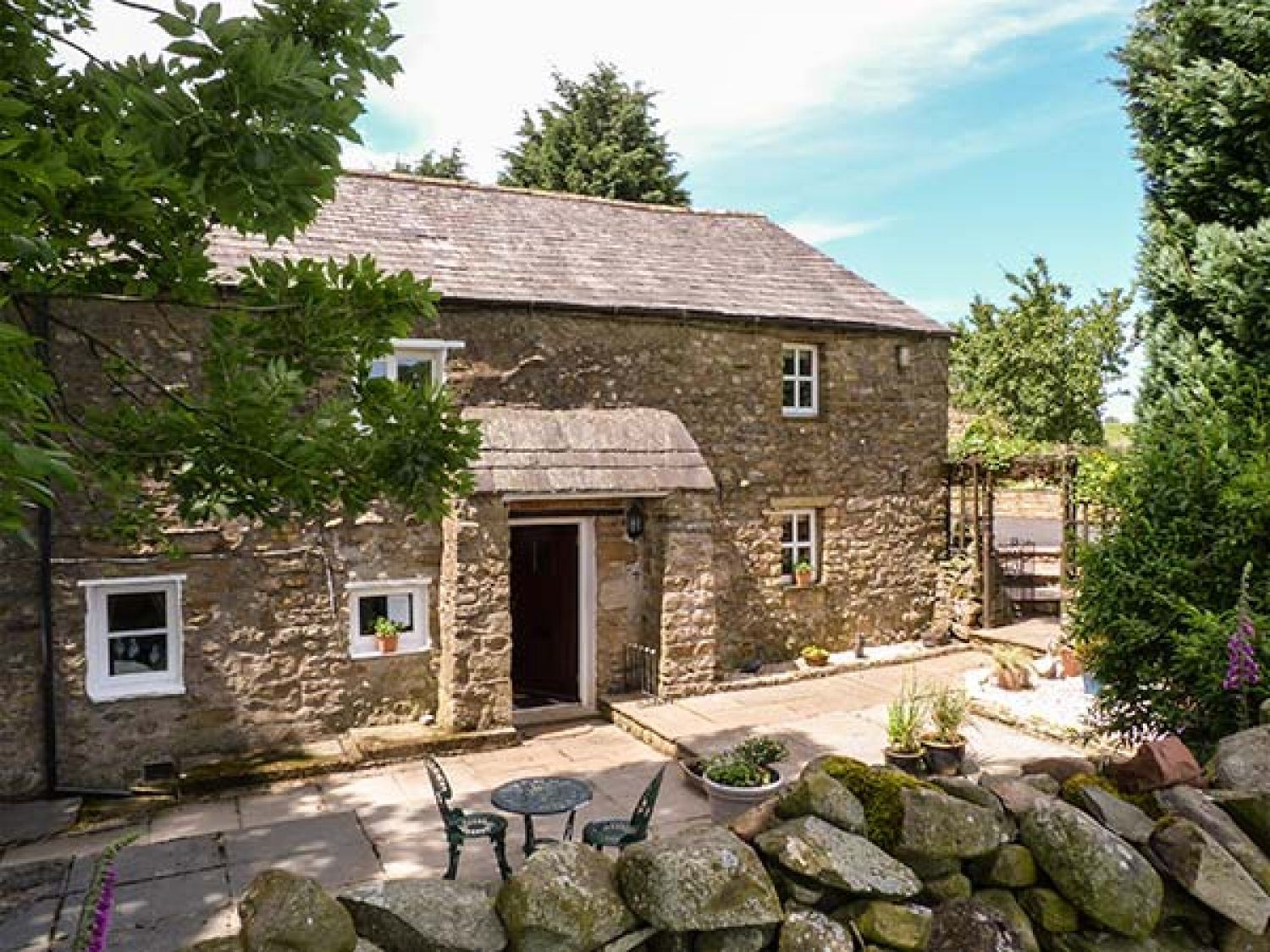 Bideber Mill Cottage - Yorkshire Dales - 919996 - photo 1