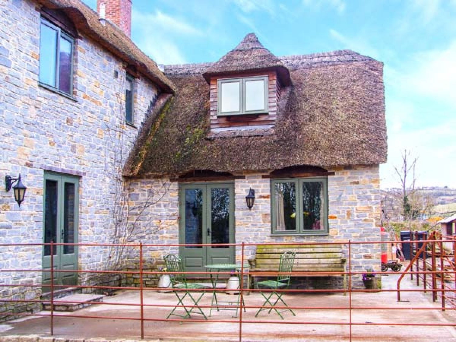 Plough Cottage - Somerset & Wiltshire - 920041 - photo 1