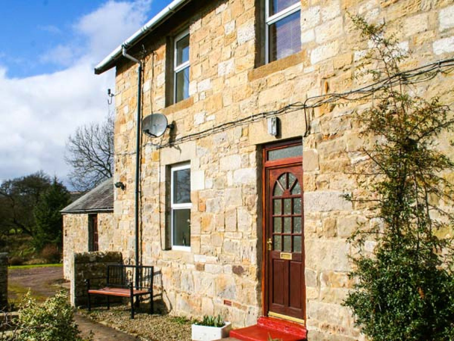 Alderhall Cottage - Northumberland - 920229 - photo 1