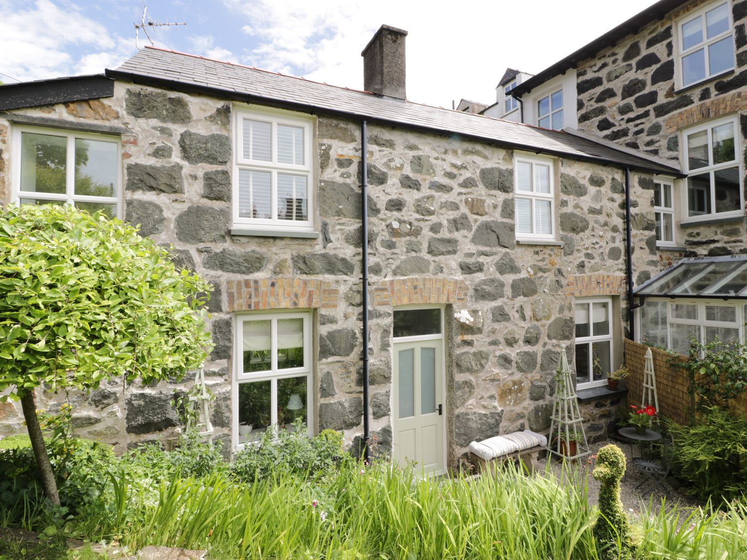 Garden Cottage - North Wales - 920499 - photo 1