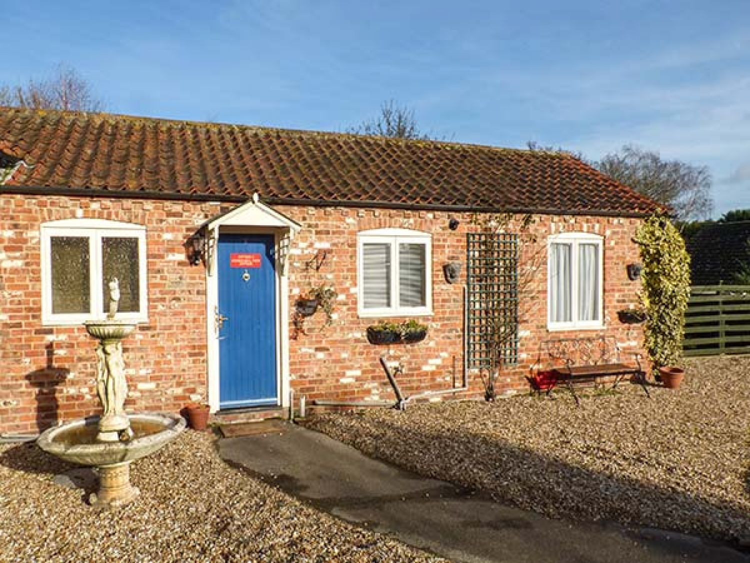Church View Cottage - Lincolnshire - 921014 - photo 1