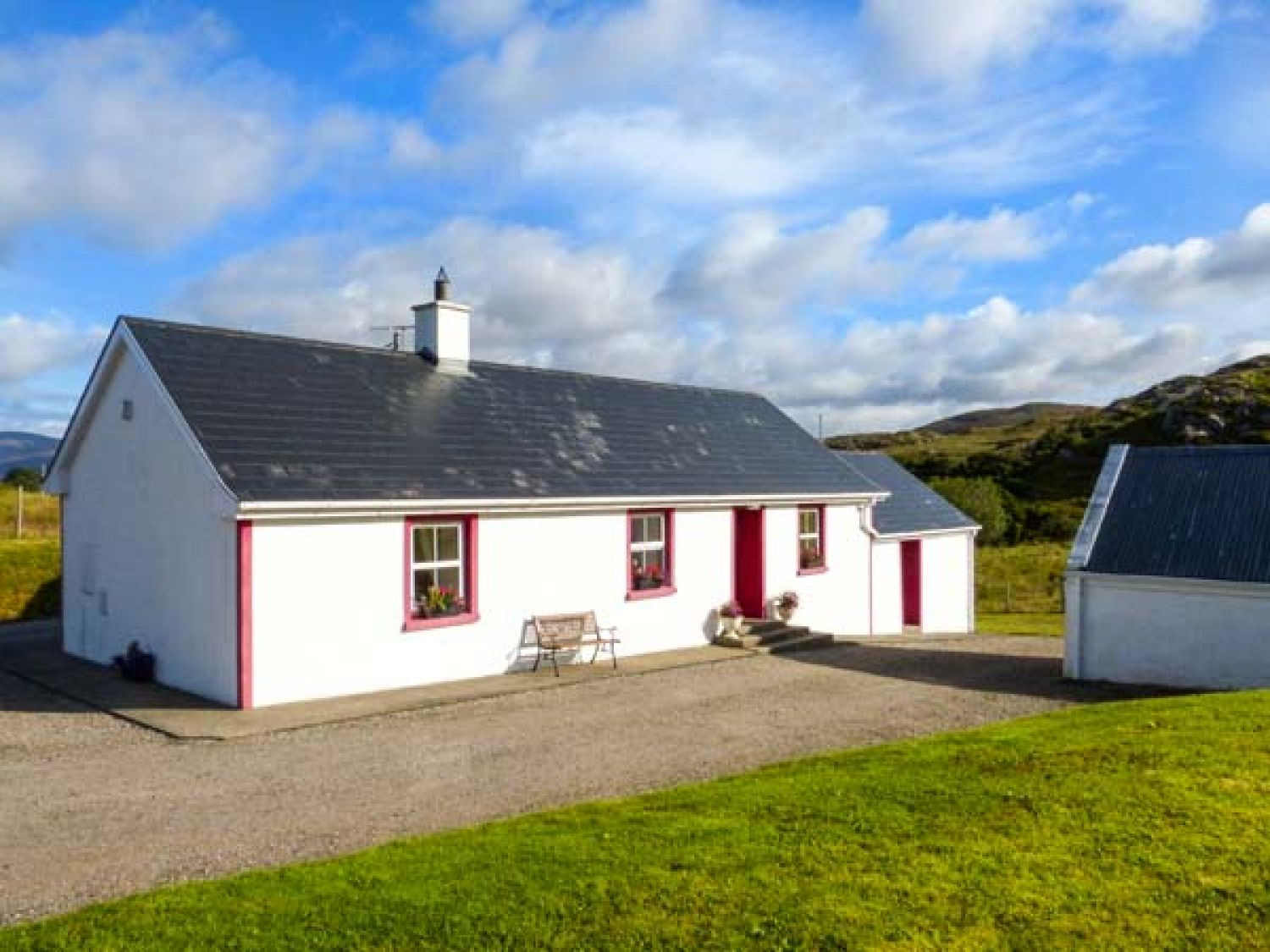 Willie's Cottage - County Donegal - 923604 - photo 1