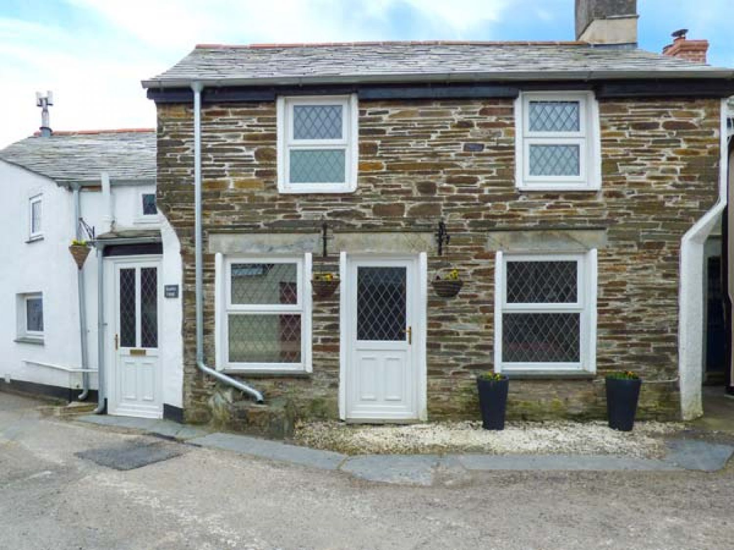 Horseshoe Cottage - Cornwall - 923694 - photo 1
