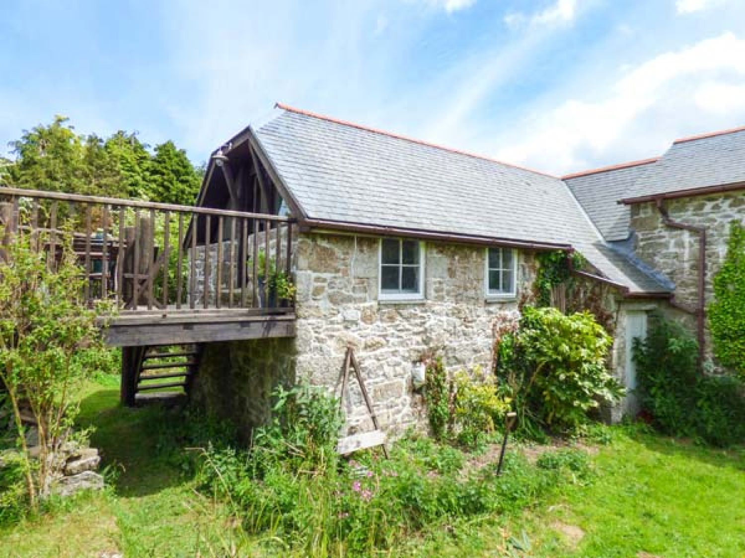 The Garden Studio - Cornwall - 923915 - photo 1