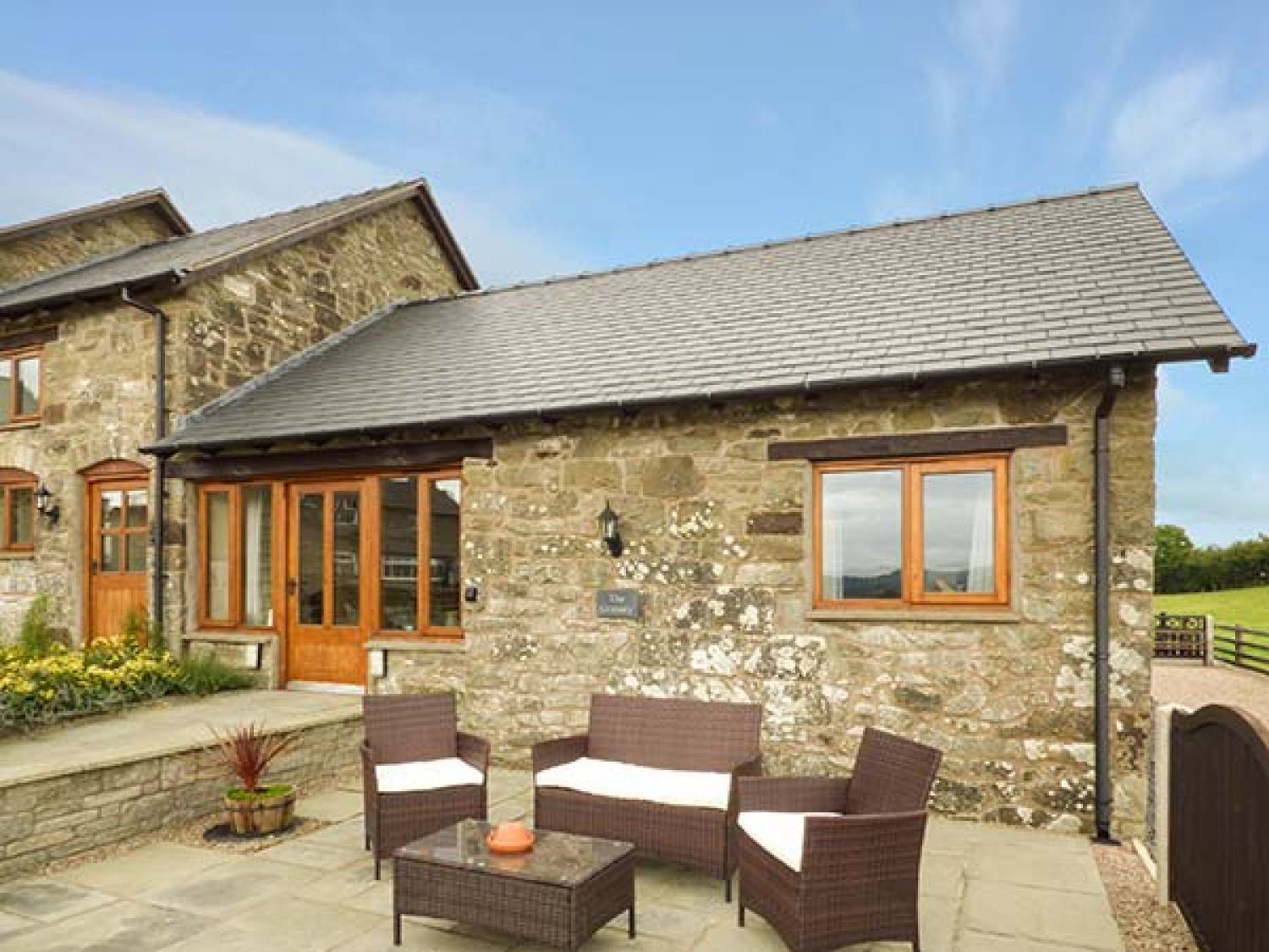 The Granary - Mid Wales - 923957 - photo 1