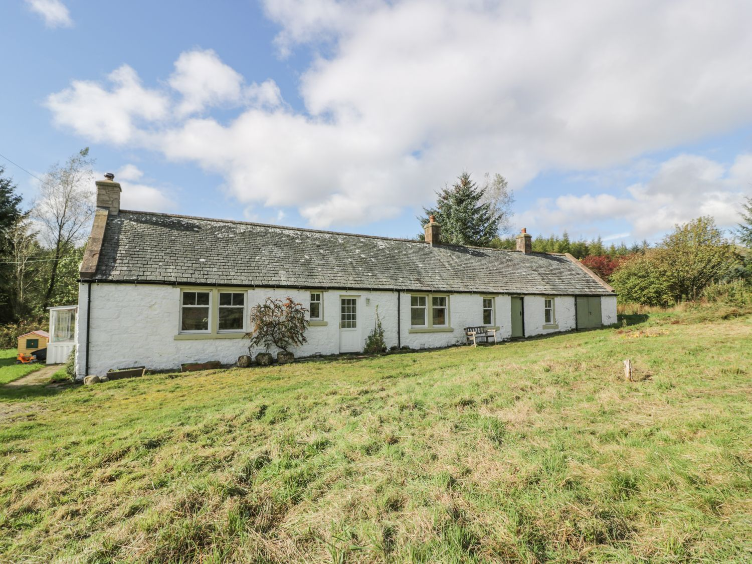 Glenwharrie Cottage - Scottish Lowlands - 924069 - photo 1