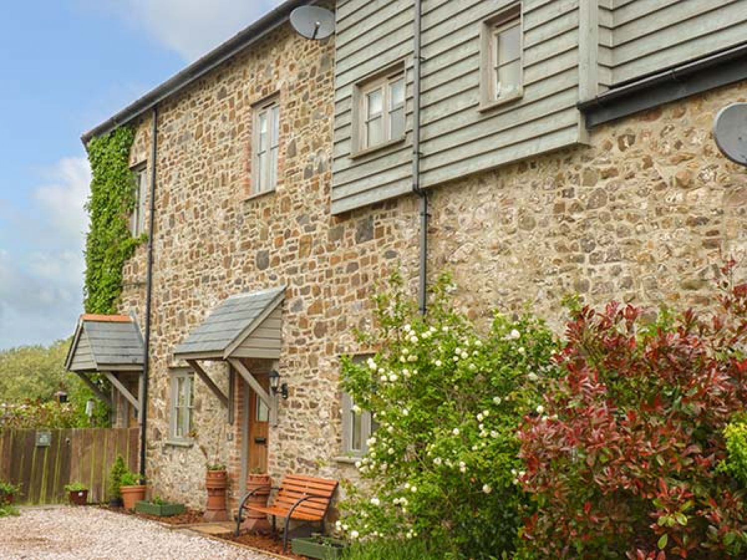 Leat Cottage Newland Mill - Devon - 924311 - photo 1