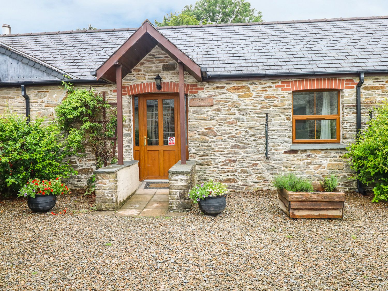 Sandpiper Cottage - South Wales - 924598 - photo 1