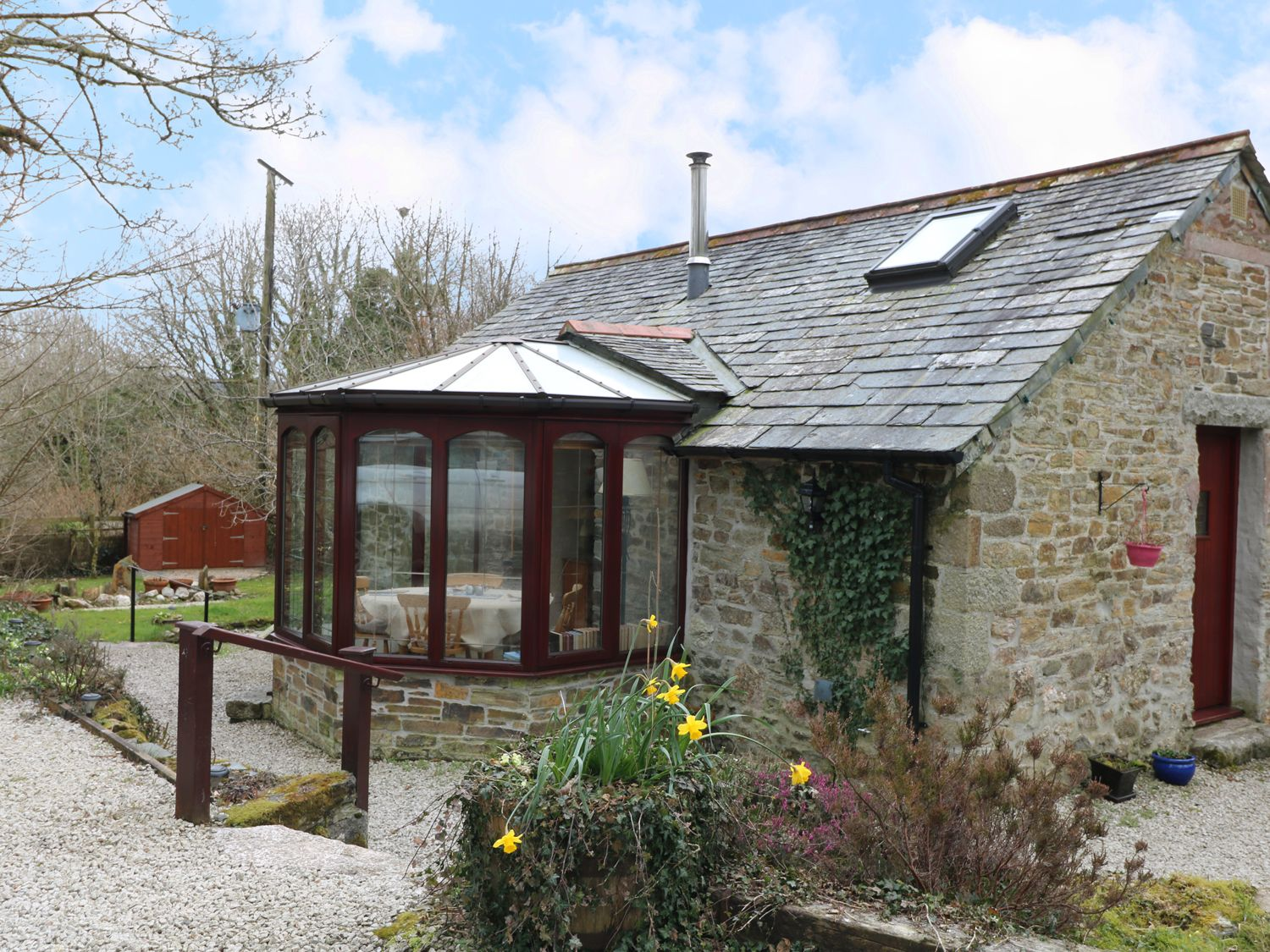 Bulls Cottage - Cornwall - 924874 - photo 1