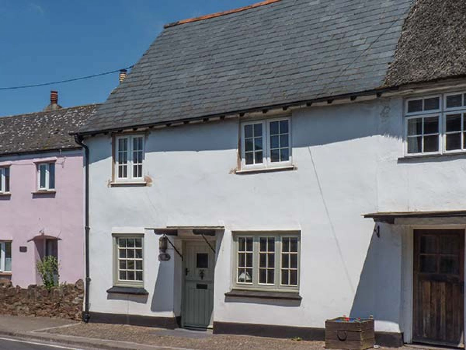 White Cottage - Somerset & Wiltshire - 925021 - photo 1