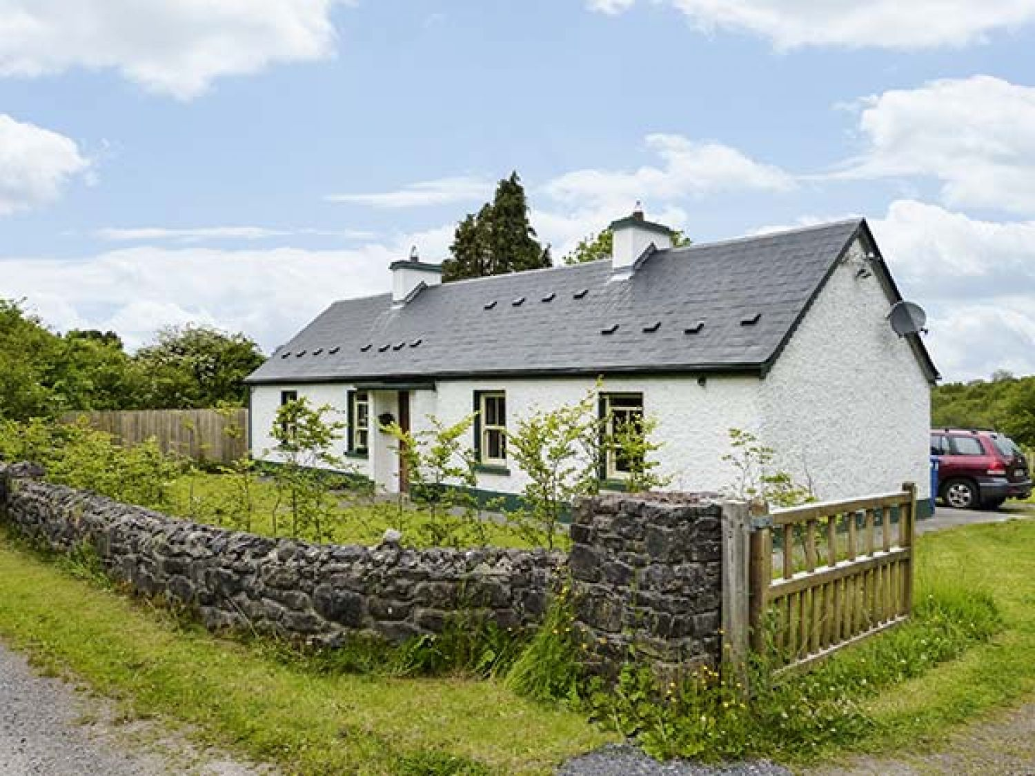 Ardneeskan Cottage - County Sligo - 925408 - photo 1