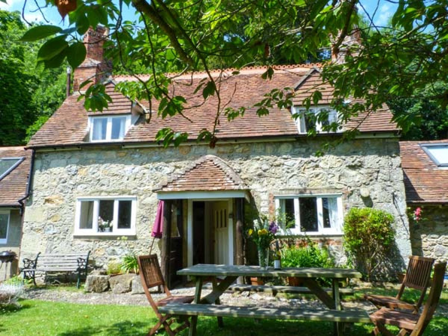Lisle Combe Cottage - Isle of Wight & Hampshire - 926287 - photo 1