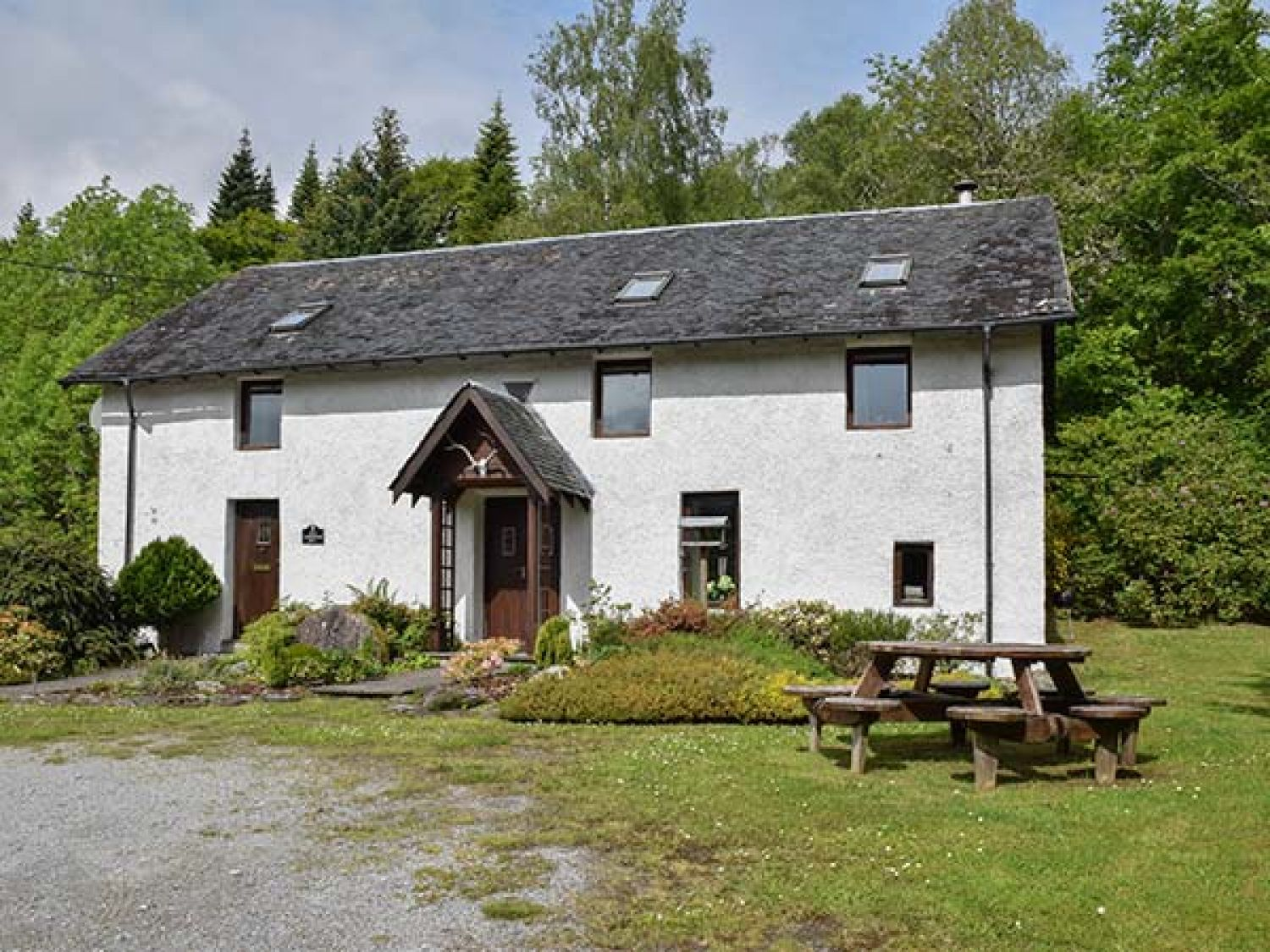 Aldernaig Mill Invergarry Faichem Self Catering