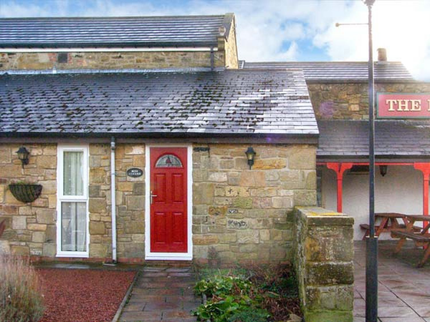 Rose Cottage - Northumberland - 926784 - photo 1