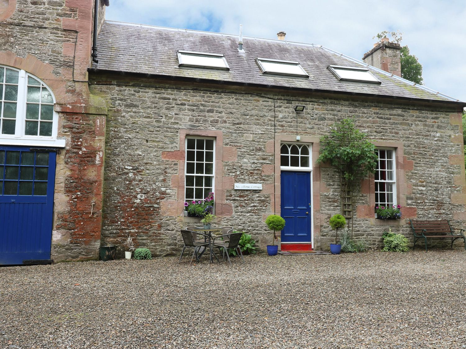 Rose Cottage - Scottish Lowlands - 927233 - photo 1