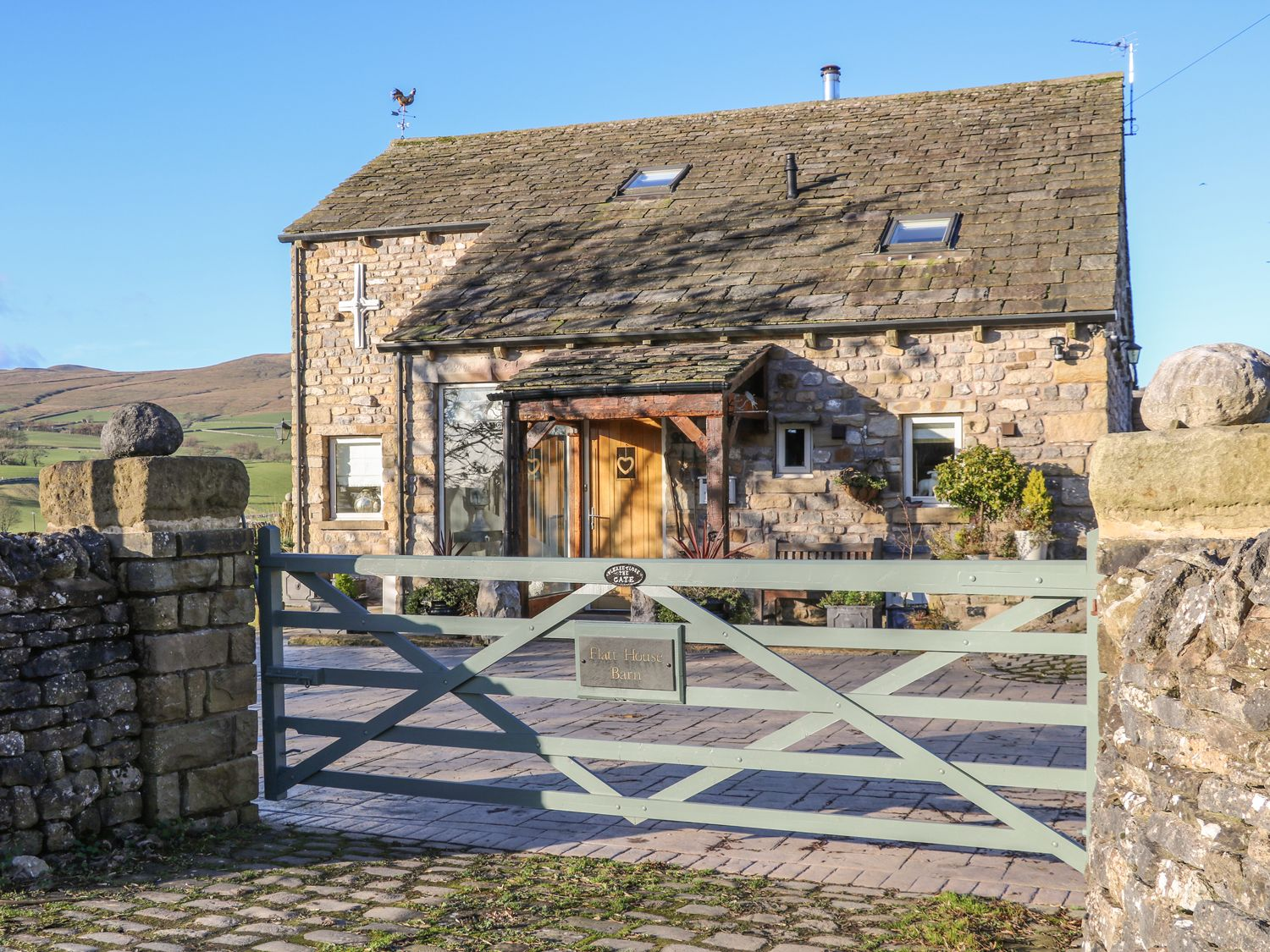 Flatt House Barn - Yorkshire Dales - 927602 - photo 1