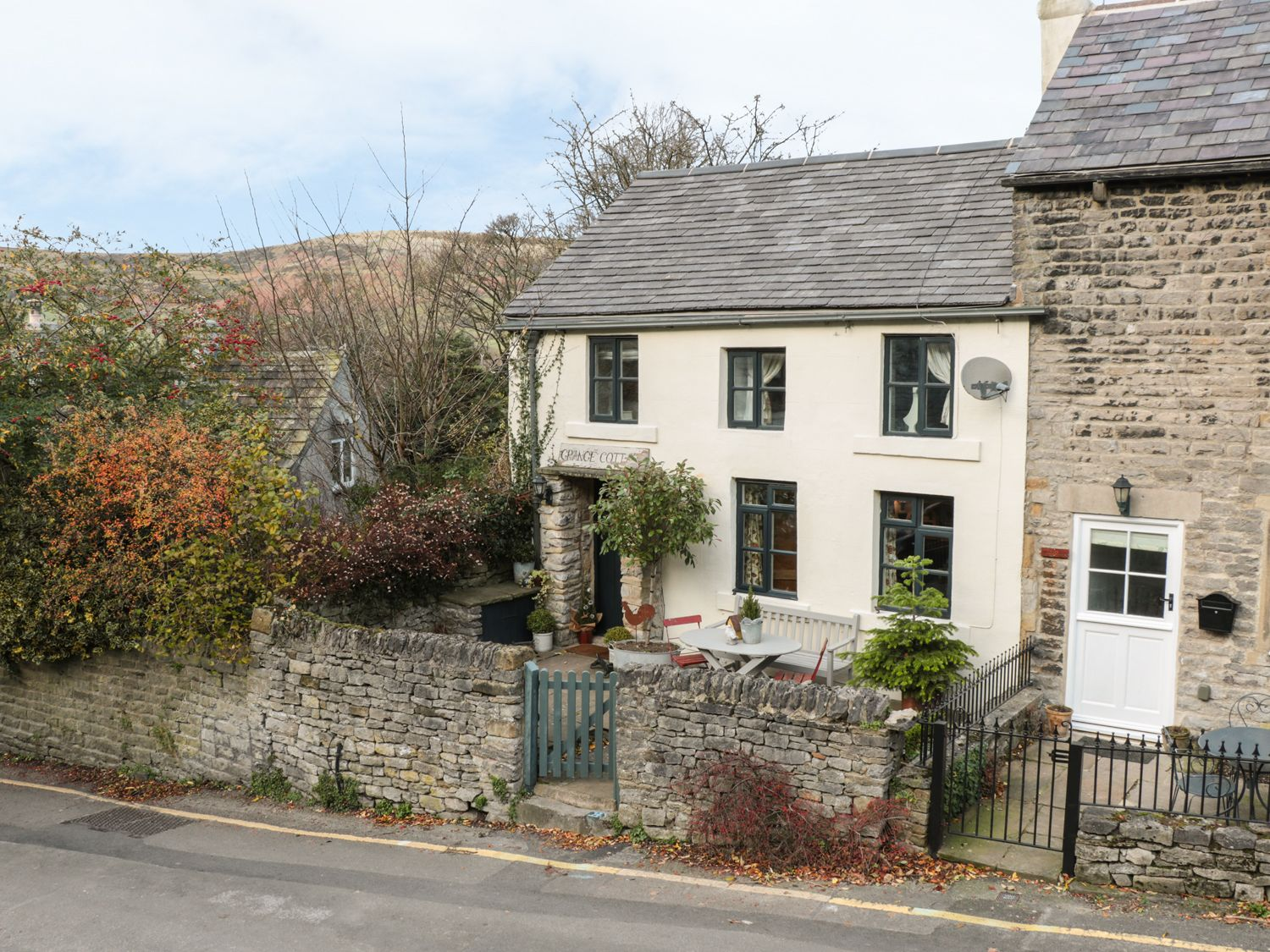 Grange Cottage - Peak District - 928584 - photo 1