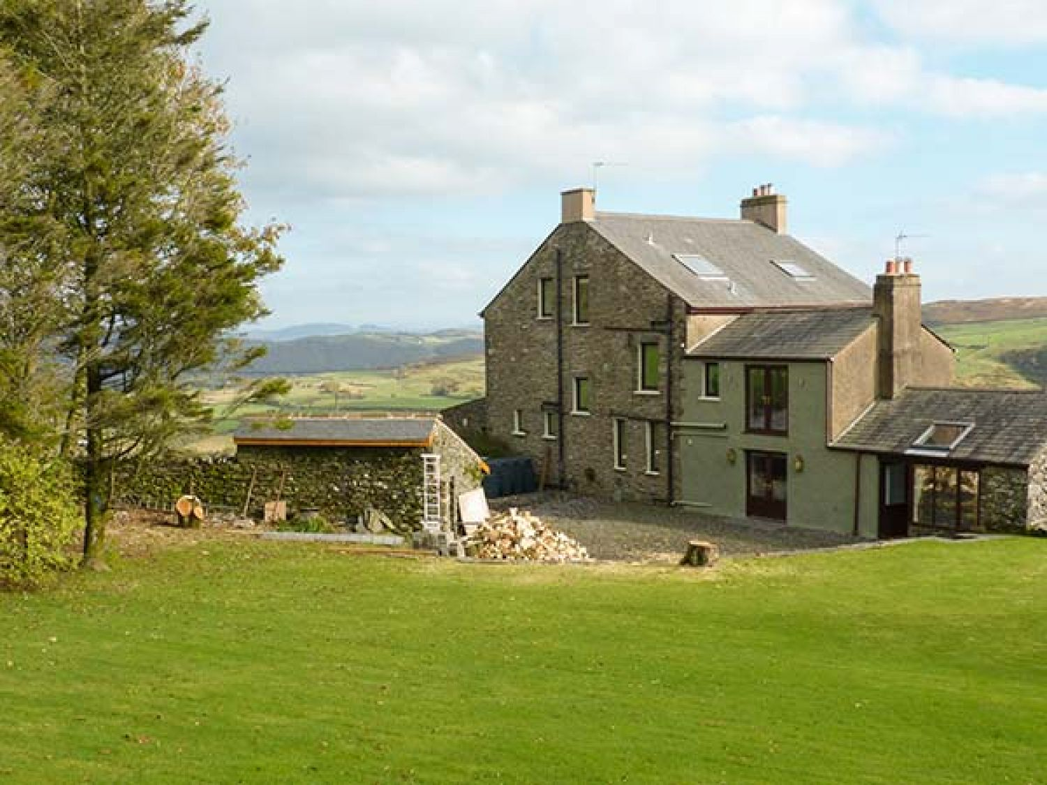 Groffa Crag Farmhouse - Lake District - 929294 - photo 1