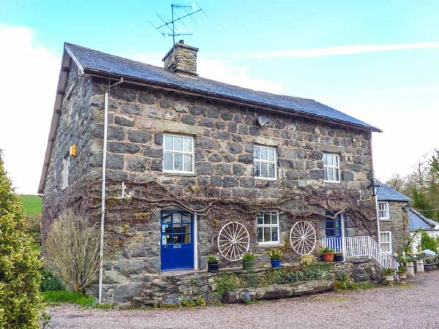 The Mill House - North Wales - 930703 - photo 1