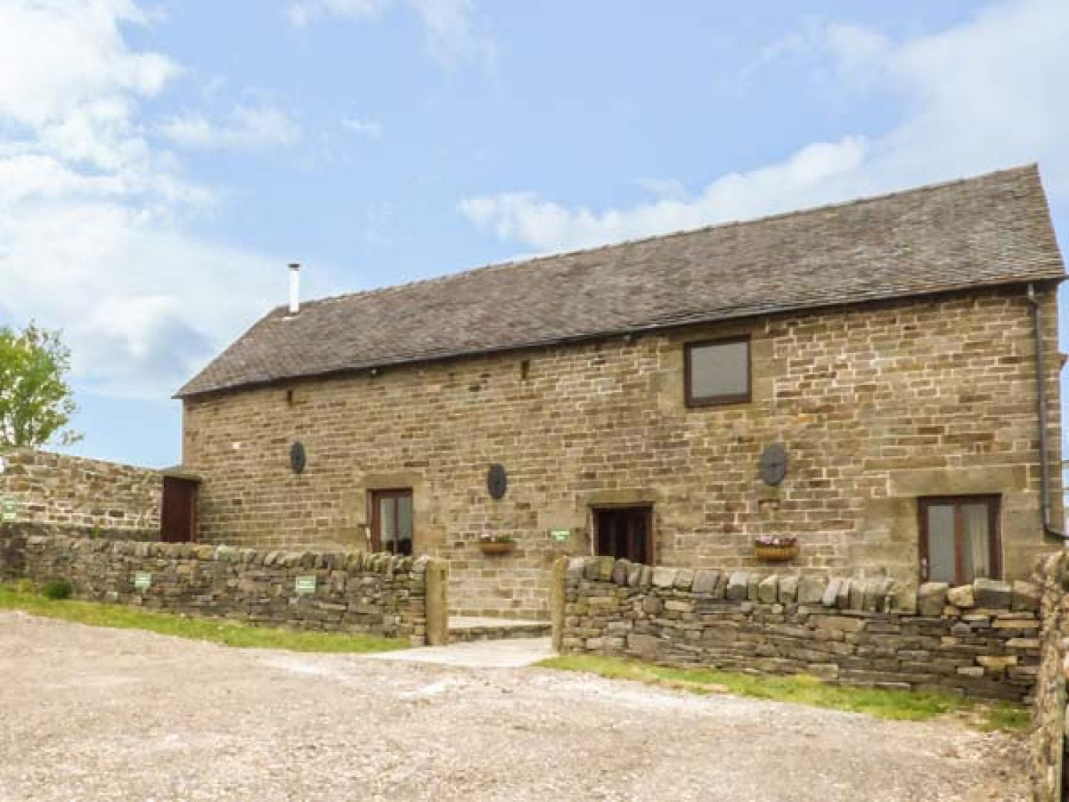 Highfields Barn - Peak District - 931490 - photo 1