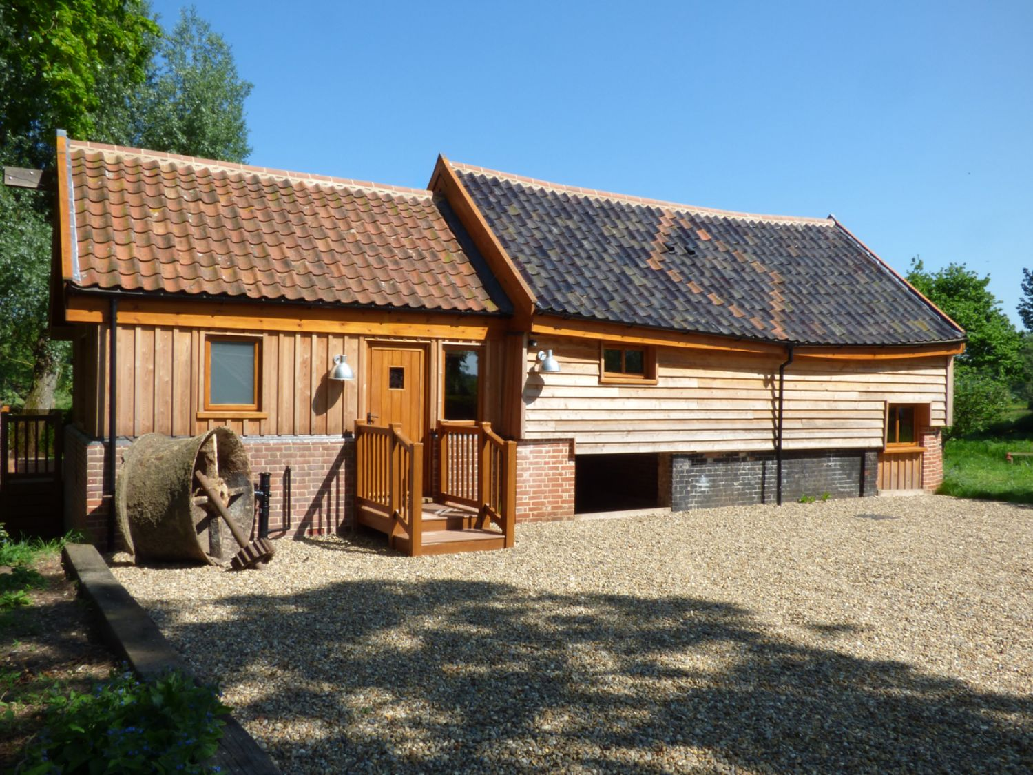 Watermill Granary Barn