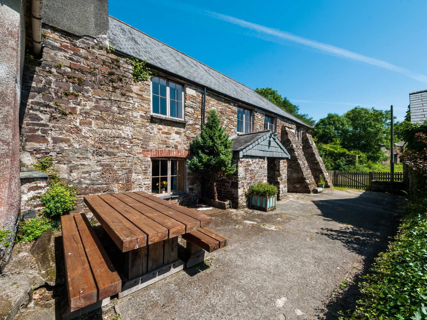 Crocadon Farmhouse - Cornwall - 932402 - photo 1