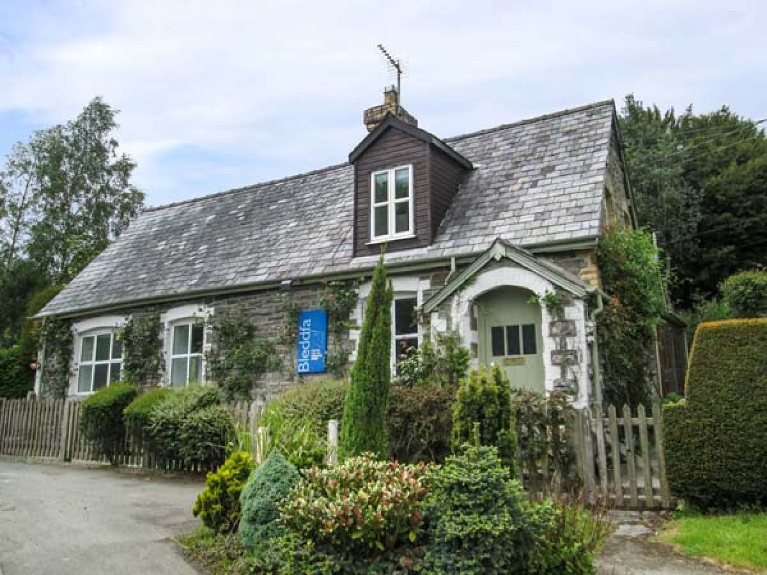Old School House - Mid Wales - 933477 - photo 1