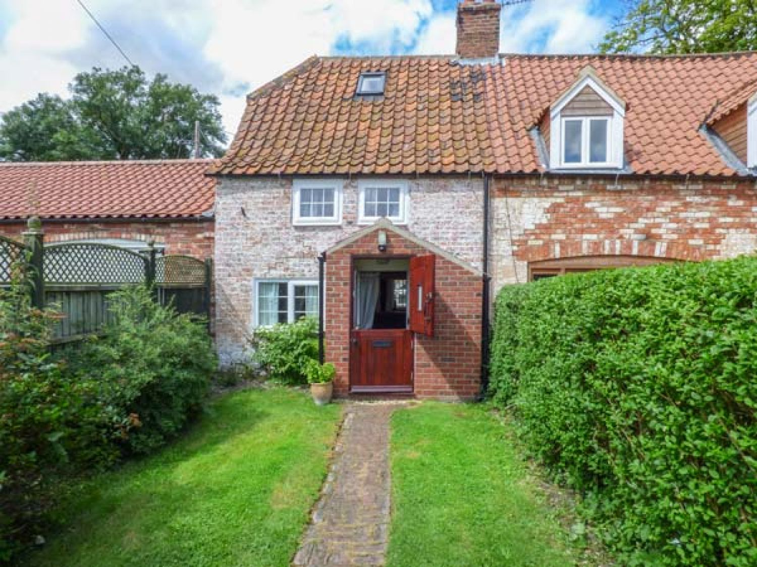 Woodbine Cottage - Lincolnshire - 935089 - photo 1