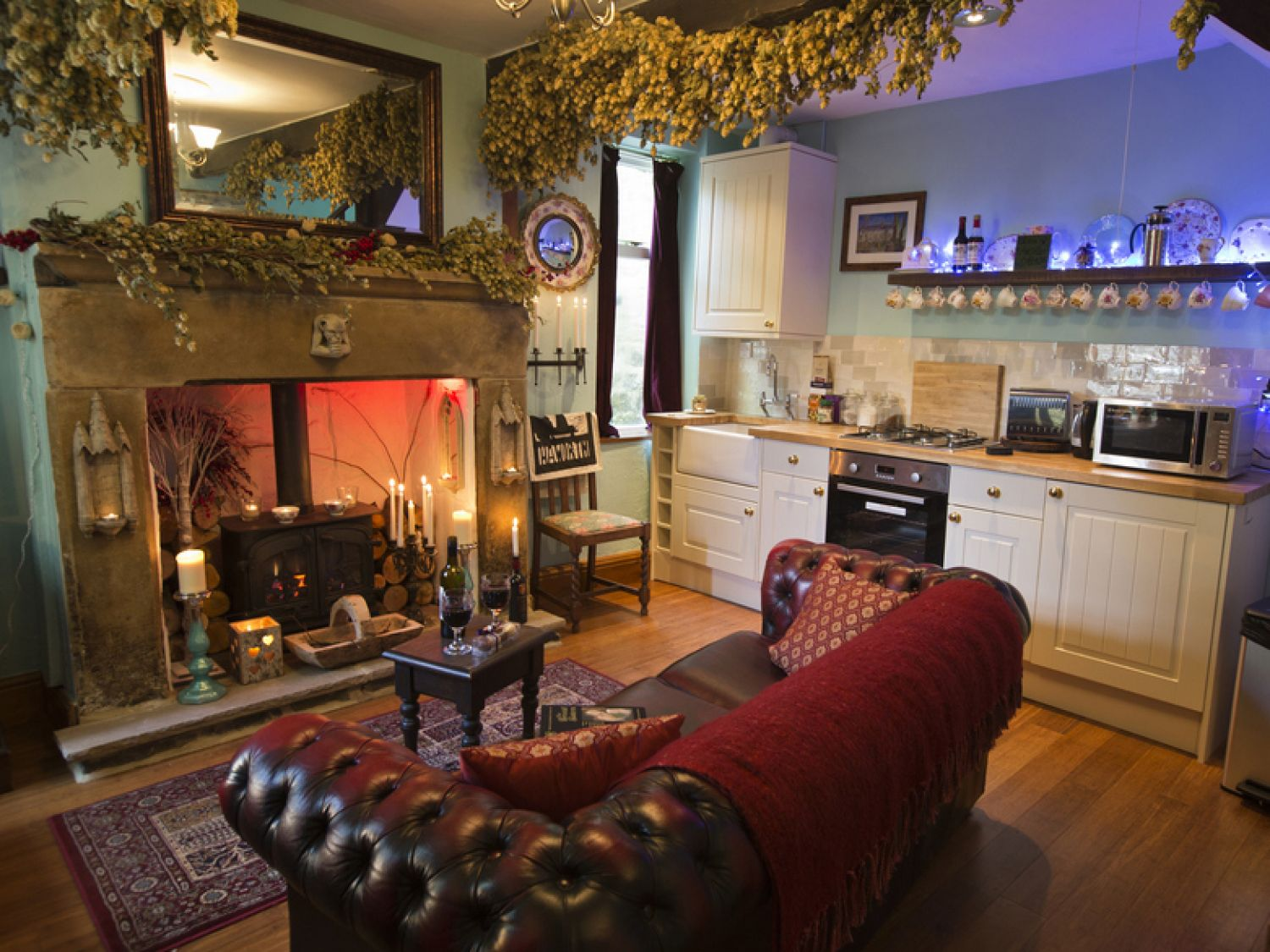 The Little Absinthe Cottage - Yorkshire Dales - 935196 - photo 1