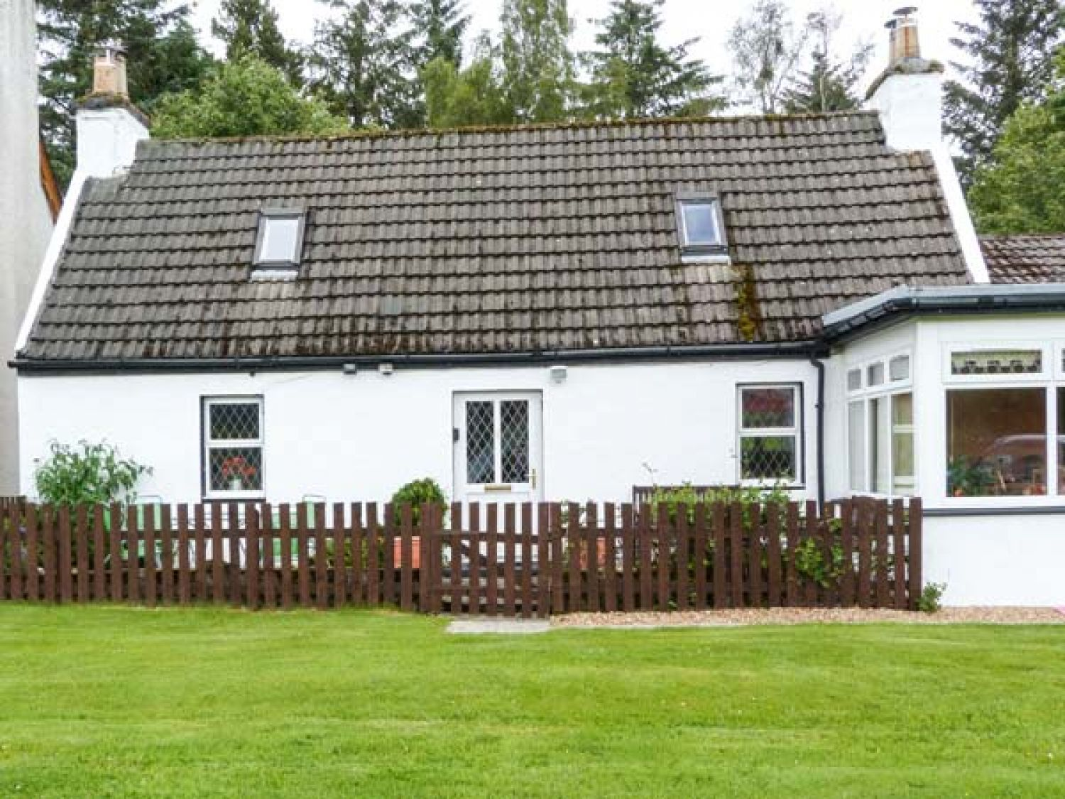 The Old Cottage at Inchbrine - Scottish Highlands - 935415 - photo 1