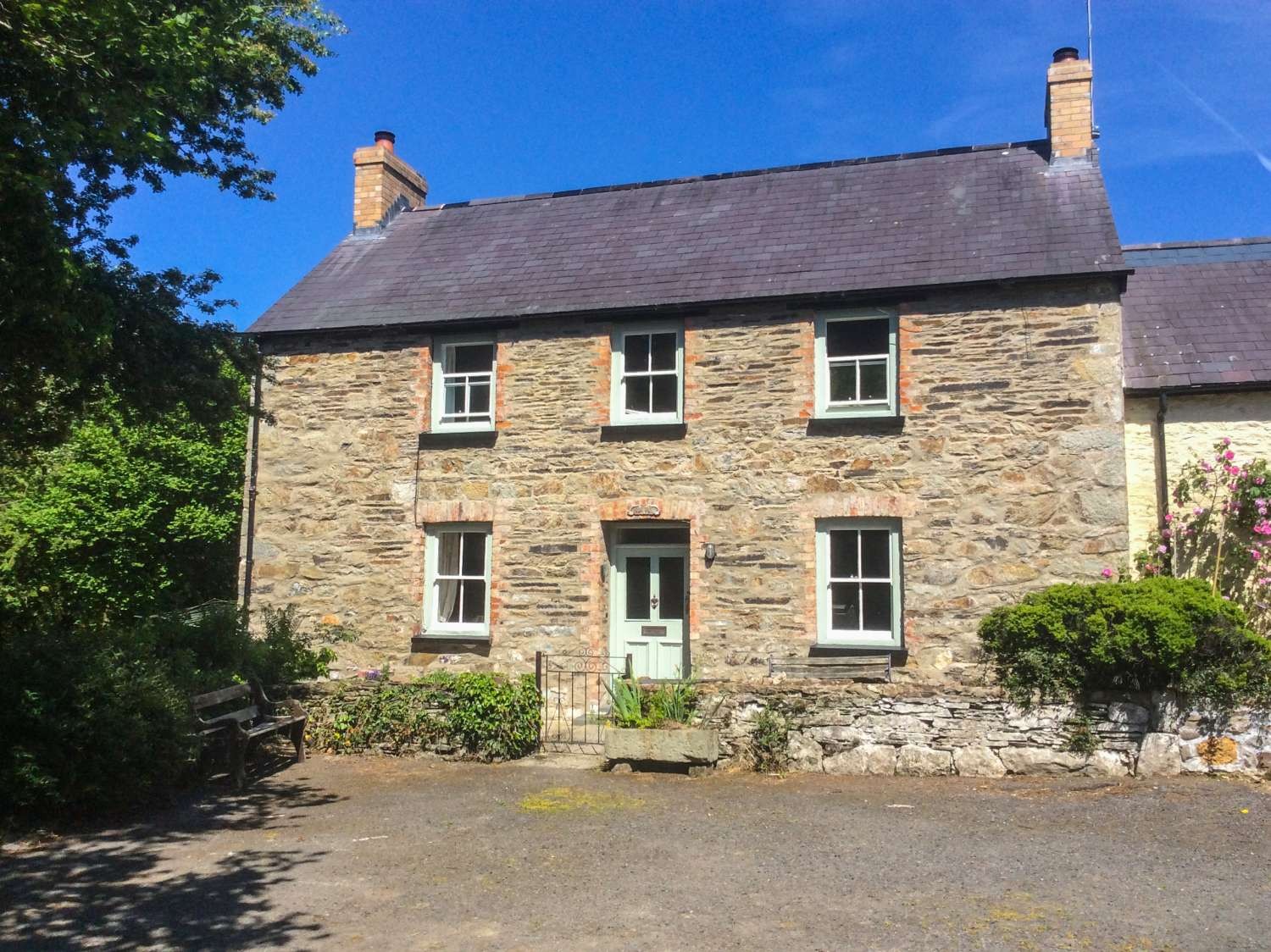 Coed Cadw Cottage - South Wales - 936561 - photo 1