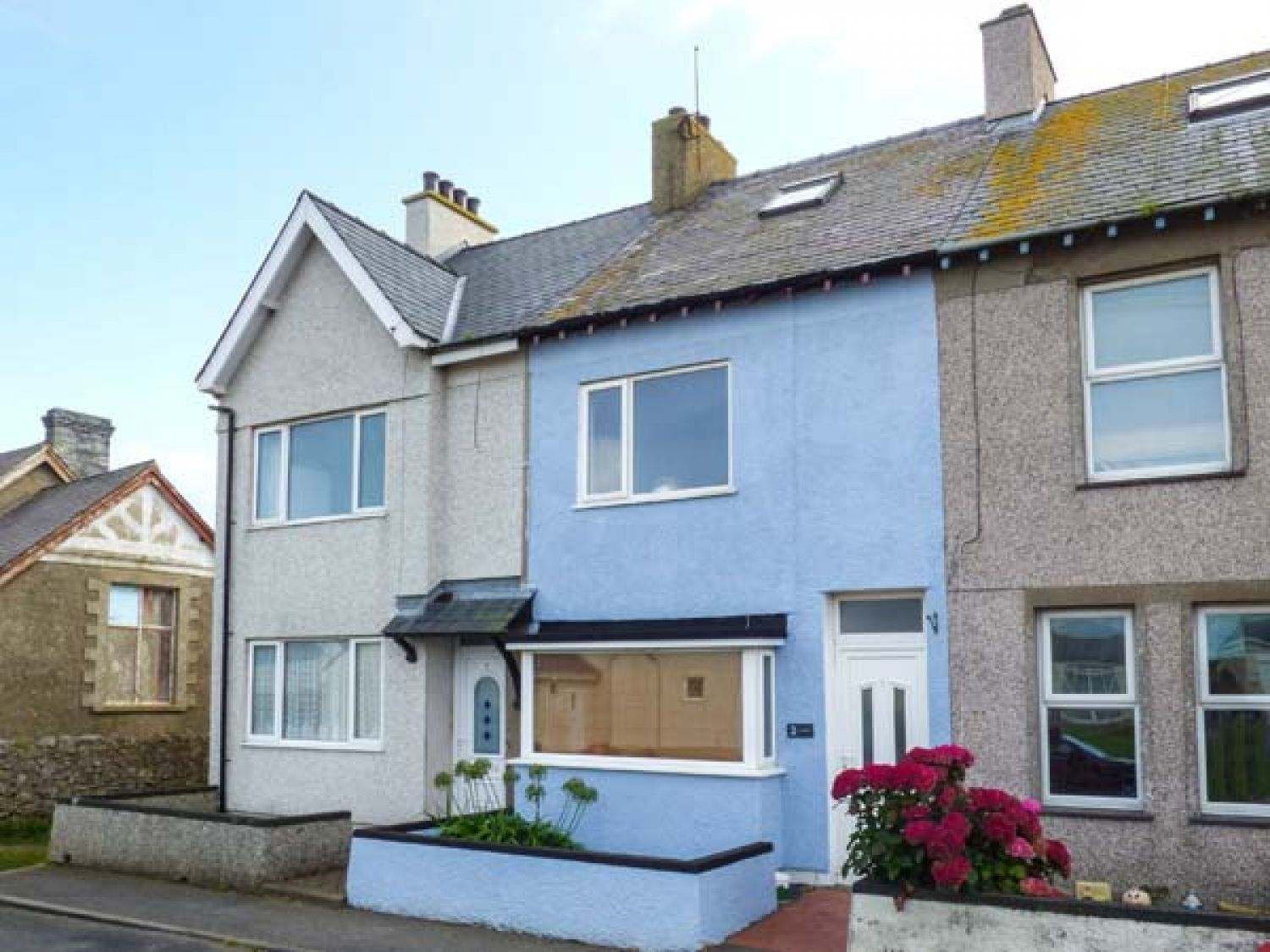 2 tregof terrace cemaes bay cemaes self catering for 2 west terrace whitby