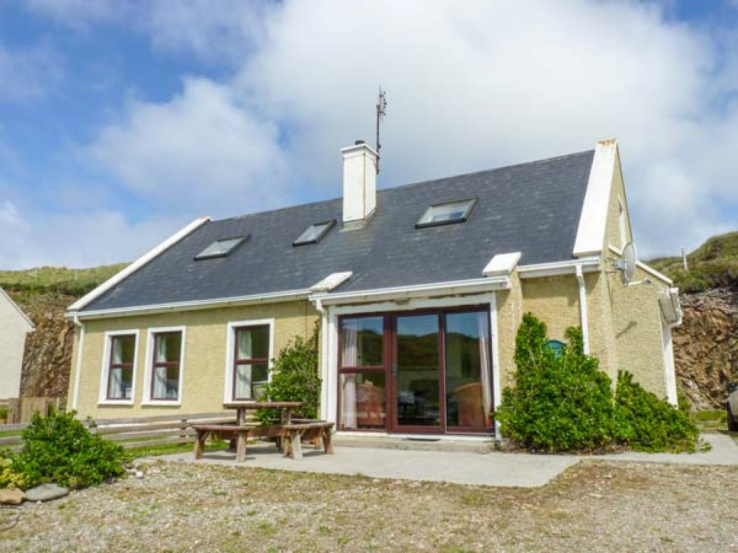 Glasheedy Cottage - County Donegal - 938540 - photo 1